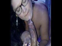 Melhor boquete de uma trans brasileira